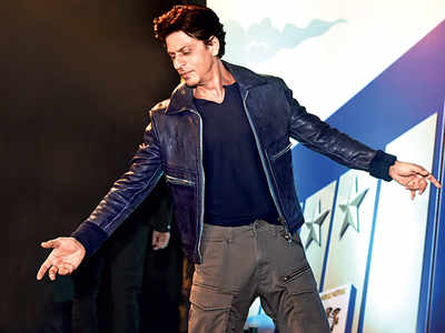 Shah Rukh Khan joins Ranbir Kapoor and Alia Bhatt in Brahmastra
