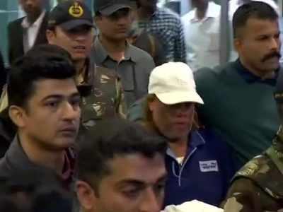 Watch: Fugitive gangster Ravi Pujari brought to Bengaluru from Senegal