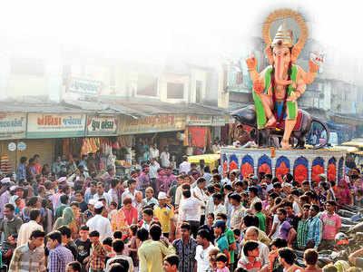 Ahmedabad: This Ganeshotsav, you'll be free of traffic vighnas