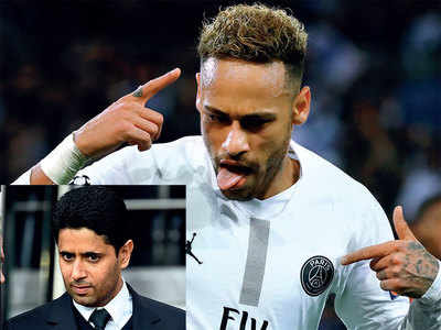 Paris Saint-Germain ready to give out star player Neymar