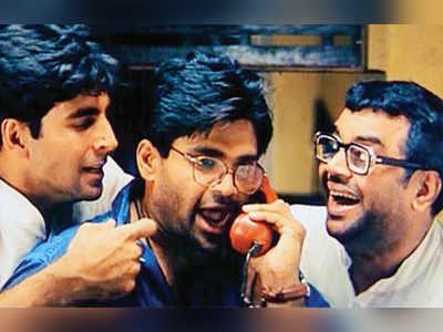 Akshay Kumar, Suniel Shetty, Paresh Rawal reunite for Hera Pheri 3