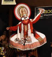 Staging a spellbinding Bakavadham
