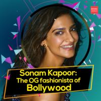 Sonam Kapoor: The OG fashionista of Bollywood