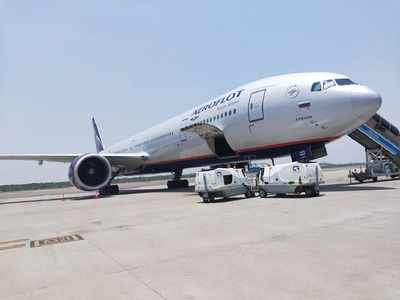 Hyderabad International Airport handles first freighter from Russia during COVID-19 lockdown