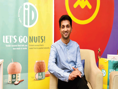 'When common sense meets science, innovation happens,' says iD Fresh Food CEO and co-founder Musthafa PC