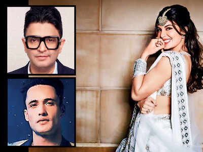 Jacqueline Fernandez teams up with Asim Riaz for a music video