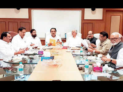 In new formula, CM's post entirely for Shiv Sena