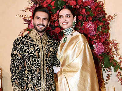 Family and sports stars turn up to greet Ranveer Singh and Deepika Padukone in Bengaluru