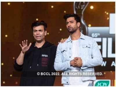 65th Amazon Filmfare Awards 2020: When Vicky Kaushal took a dig at Karan Johar's movies