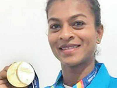 Income-Tax stars shine: Sarita Gayakwad bags gold at 18th Asian Games Invitation tournament