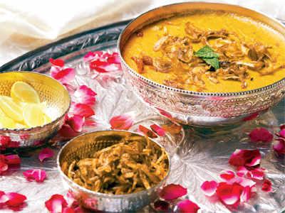 Heirloom Hyderabadi recipes