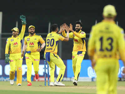 PBKS vs CSK Highlights, IPL 2021: Deepak Chahar, Faf du Plessis guide Chennai Super Kings to 6-wicket win over Punjab Kings