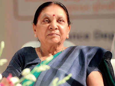 Another first in Anandiben's career