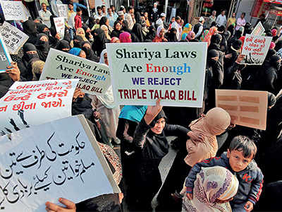 Triple Talaq bill: City activists knock on Supreme Court's door, want bill's passage stalled