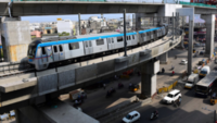 Hyderabad: Jubilee Hills metro station opens doors for commuters