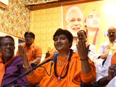 Election Commission bars Sadhvi Pragya from campaigning for 3 days