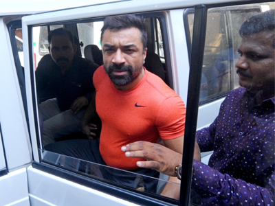 Actor Ajaz Khan arrested by NCB after eight hours of interrogation