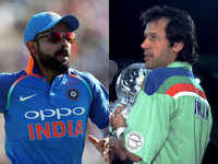Ravi Shastri and Abdul Qadir compare Virat Kohli with Imran Khan