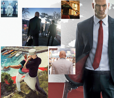 Sneaking World Tour: Return of Agent 47