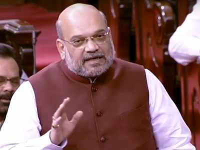 Incidents of communal violence have come down in India, asserts Union Home Minister Amit Shah in Parliament