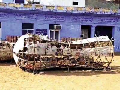 Uttar Pradesh: Hours before effigy burning, Ravan vanishes from venue