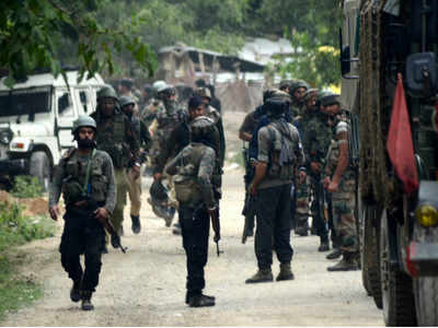 Jammu and Kashmir: Islamic State chief among four terrorists killed in Anantnag