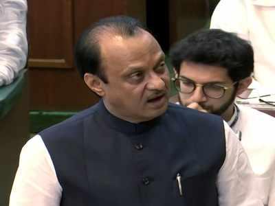 Maharashtra Finance Minister Ajit Pawar announces 60 per cent cut in salaries of MLAs, MLCs amid COVID-19 outbreak