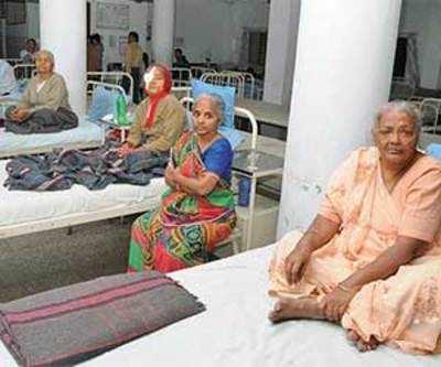 15 Nagri patients lose sight