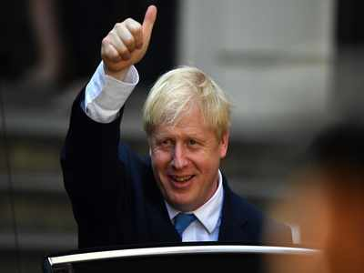 Boris Johnson takes oath as UK's new Prime Minister; promises Brexit by October