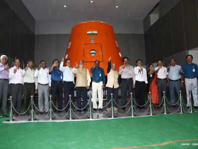 Isro gives IAF task to train 10 astronauts for Gaganyaan