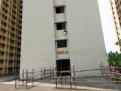KDMC starts Covid-19 care centre with 400 apartments