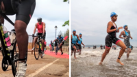 IRONMAN 70.3 triathlon: Indian Army's Bishworjit Singh Saikhom emerges on top