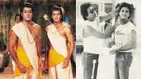 'Ramayan' actor Sunil Lahri shares a priceless pic