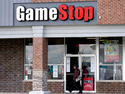 Brokerages limit trading in GameStop, sparking outcry