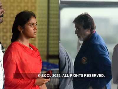 Here's why Big B, Rinku Rajguru were spotted at Mumbai airport