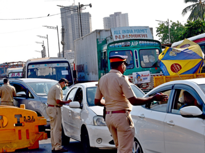 Mumbai police: No relaxation for vehicle movement during lockdown 4.0, says Commissioner
