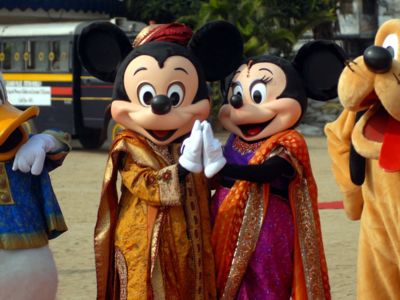 Disney joins e-commerce market in India
