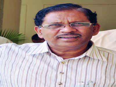 BDA serves notice to Dr G Parameshwara to vacate house