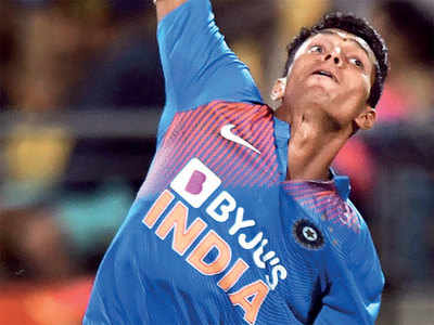NZ vs IND: In loss, India find Navdeep Saini, his pedigreed bowling shocks everyone