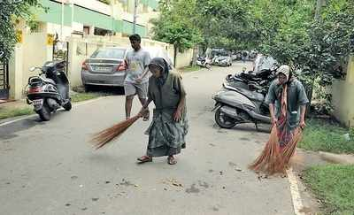 BBMP looks at software to track sweeping updates