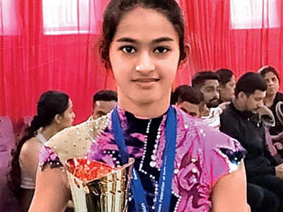 Khelo India: Mumbai girl Maitreyi wins silver