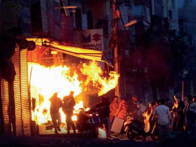 RIOTS IN NORTH-EAST DELHI: 13 dead, over 186 injured; 70 have gunshot wounds