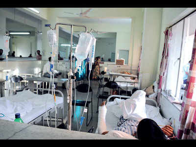 Patient pays Rs 6.70L bill in hospital, then seeks IPF for Rs 9,500