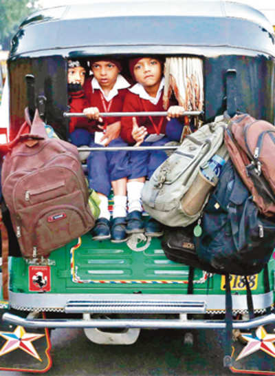 State's criteria could force school fee up to Rs 6,843 per month