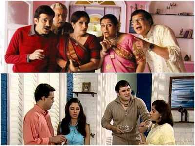 Khichdi and Sarabhai Vs Sarabhai to merge together