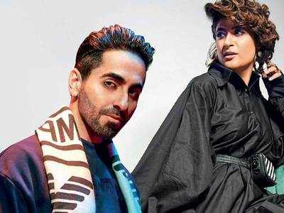 Ayushmann Khurrana's wife Tahira Kashyap is telling simple stories of complex times during the lockdown