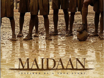 Ajay Devgn-starrer Maidaan gets a new release date, check details
