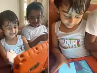 Riteish Deshmukh introduces son Rahyl as 'quarantine music composer' to Vishal-Shekhar, shares adorable video