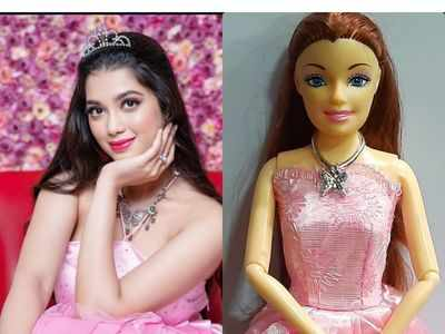 Former Bigg Boss contestant Digangana Suryavanshi gets doll named after her on her birthday