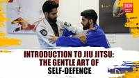 Introduction to Jiu Jitsu: The gentle art of self-defense